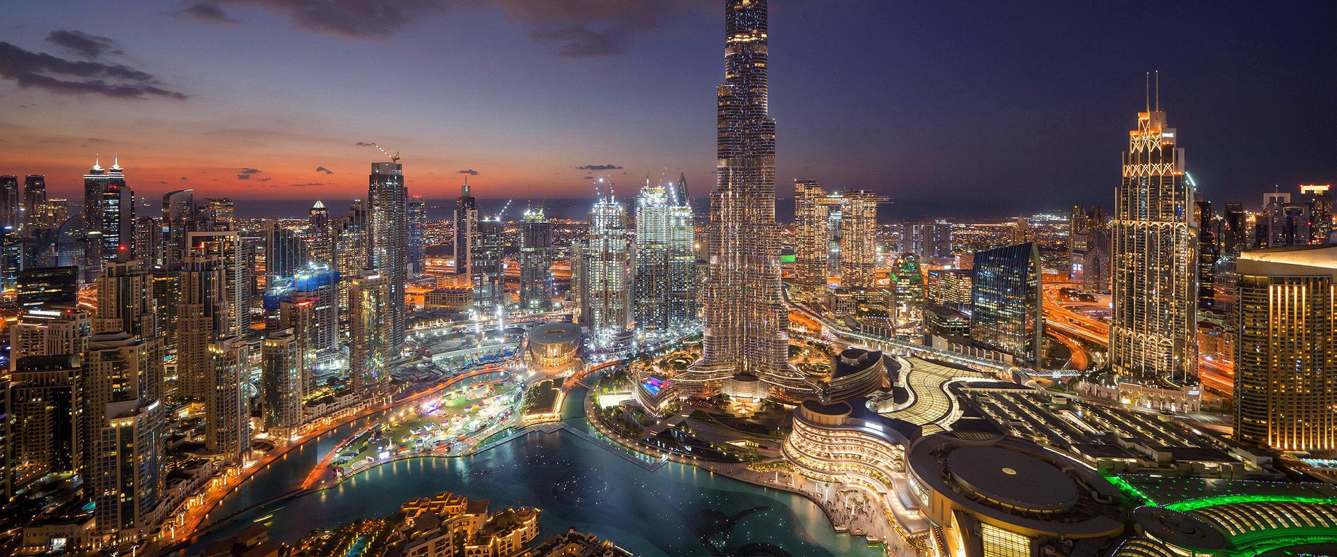 Requisitos de entrada a Dubai